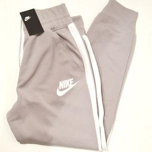 NIKE NWT Gray Sweat Pants Jogging Gray Size XL